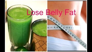 Simple Method For Reduce Belly Fat With In 30 Days| Cucumber fat loss drink