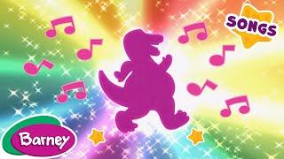 Barney 🎵 Theme Song Loop 🎵
