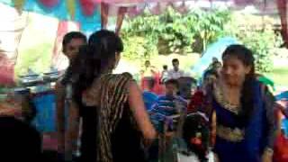 Nepali bihe dance