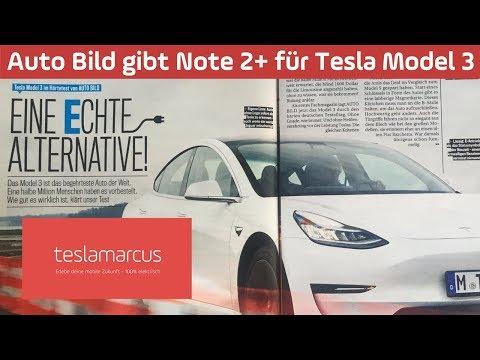 Xxx Mp4 Auto Bild Gibt Note 2 Für Tesla Model 3 Eine Sensation In Der Deutschen Presselandschaft 3gp Sex