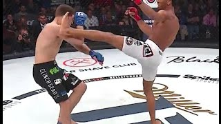 Bellator 178 Highlights: Straus vs. Pitbull 4 - MMA Fighting
