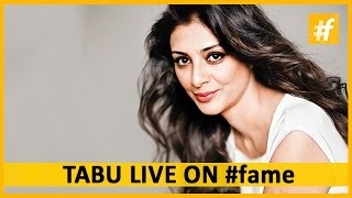 Candid Conversations With Tabu - Live on #fame