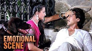 Poonam Dhillon & Jackie Shroff   Emotional Scene   Teri Meherbaniyan   HD