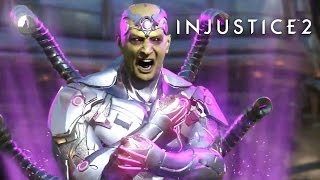 Injustice 2 - Brainiac Reveal Trailer