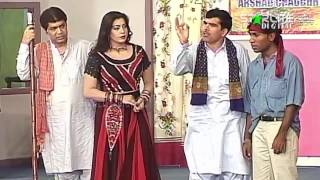 Best Of Megha and Asif Iqbal New Pakistani Stage Drama Full Comedy Funny Clip