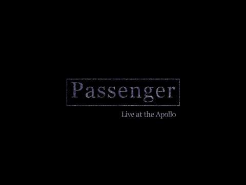 Passenger Live At The Hammersmith Apollo DVD