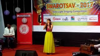 A tribute to Srideviji...Surmai Akhiyonme feat Shriya Mendhi