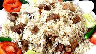 সহজ হাজীর তেহারি রেসিপি | Hajir Beef Tehari | Bangladeshi Style Tehari Rannar Recipe in Bangl