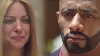 طلاق ناصر ومريم وفرحة تمارا - مسلسل الاسطورة / محمد رمضان
