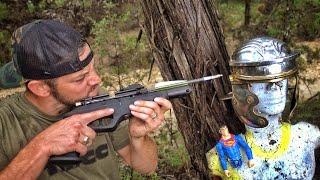 Will A Roman Helmet Stop an Arrow???