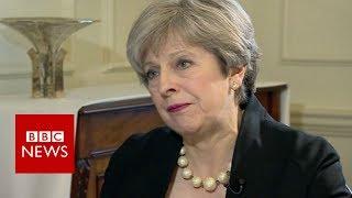 Theresa May: I shed