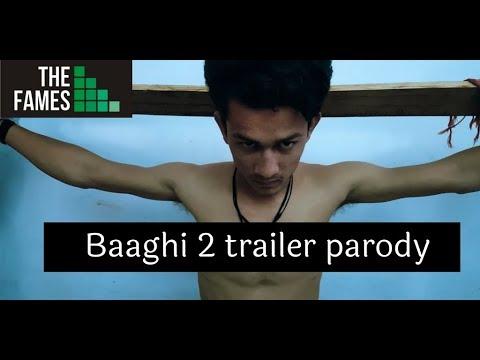 Xxx Mp4 Baaghi 2 Official Trailer Parody Spoof Tiger Shroff Disha Patani FamesMedia Productions 3gp Sex