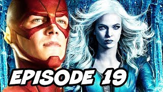 The Flash Season 2 Episode 19 TOP 10 WTF and Easter Eggs
