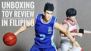 Dasin Model Akira Sendoh Blue Jersey Unboxing/Review