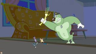 Rat-A-Tat|'Scary Killer Ghost Prank Play Cat Bomb Game Kong Land'|Chotoonz Kids Funny Cartoon Videos