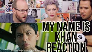 My Name is Khan - Trailer - REACTION!