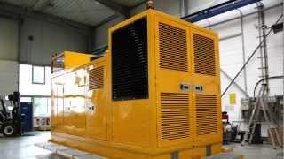 Das Leffer-Hydraulik-Aggregat der Hydropa GmbH & Cie. KG Witten