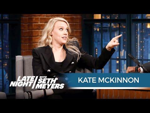 Kate McKinnon s DIY Disaster