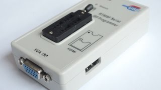 RT809F BIOS PROGRAMMER TUTORIAL (Subtitle English)