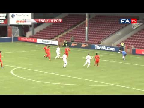 Nick Powell Manchester United new signing England Under 17 goals FATV