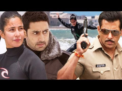 Salman Khan ANGRY On Katrina, Abhishek Bachchan's Movie In RISK Because Of Salman