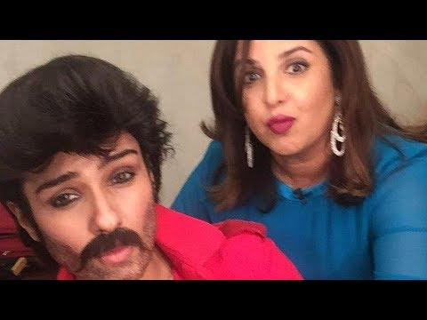 Xxx Mp4 Raveena Tondon's Hilarious Transformation Into Anil Kapoor Is What You Call PERFECTION 3gp Sex