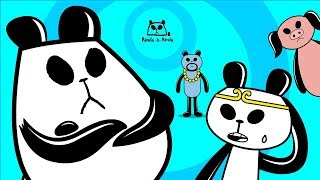 Change Of Minds | Journey To The West | Panda A Panda Videos | Kids Cartoons | Funny Cartoon Shows