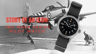 Story of an Icon: IWC Mark Series Pilot Watch History | Armand The Watch Guy