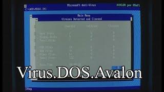 Virus.DOS.Avalon