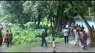 Bangladeshi Border(!), Bangla Hili, Hakimpur , Dinajpur, Banglagesh.