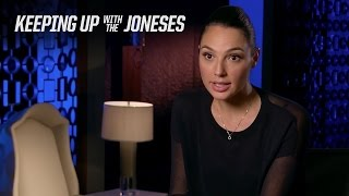 Keeping Up With the Joneses | Action | Now on Digital HD