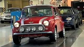 Austin/Rover Mini Cooper Manufacture, Longbridge