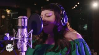 """Beth Ditto performing """"In And Out"""" Live on KCRW"""
