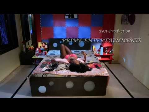 Desperate House Wife Seducing her Self