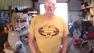 OLD WOOD WORKERS VISE FOR RESTORING   PART 1         SR13