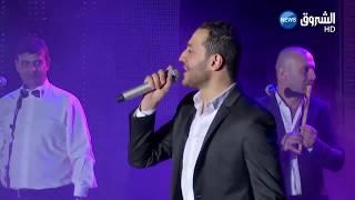 حسين الديك نجم سهرة افتتاح مهرجان جميلة العربي