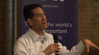 Frank Chen In Conversation With EF