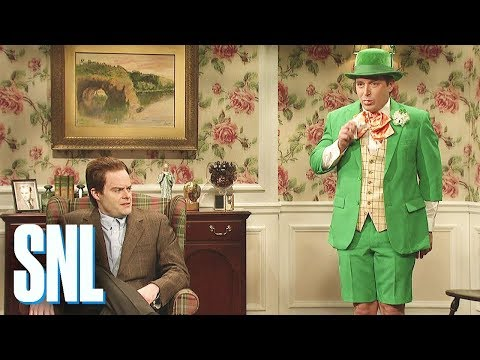Cut for Time St. Patrick s Day SNL