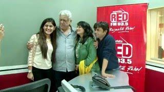 Hogaya Dimag Ka Dahi|Red FM 93.5 | Red FM 93.5 Interview | Fauzia Arshi | Raajpal Yadav | Om Puri