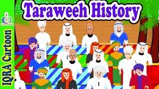 Taraweeh History