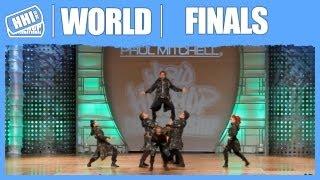 Philippine Allstars - Philippines (Adult) @ HHI's 2013 World Hip Hop Dance Championship Finals