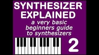 🎹 Synthesizer Explained 2: ADSR and Amp EG