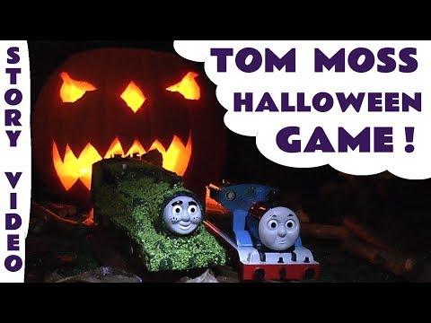 Tom Moss The Prank Engine Thomas The Tank Engine Funny Kids Train Toy Story Halloween Episode 2