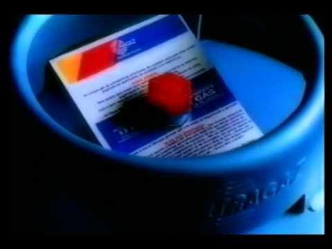 Chama Azul Comercial Ultragaz