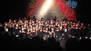 Saintz Up Performing Arts (SUPA) Rockinʻ the Stage