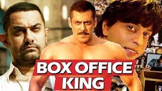 Salman Khan BOX OFFICE KING Of 2016, BEATS Shahrukh, Aamir