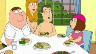 Family guy - Naked family scene