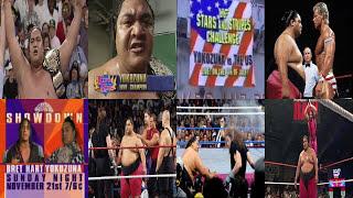 From The Vault #10: The Yokozuna/Bret Hart/Lex Luger Wrestlemania X Story