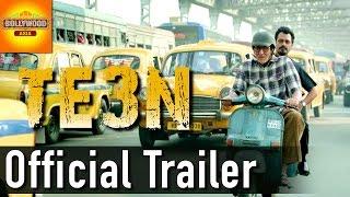 TE3N Official Trailer | Amitabh Bachchan, Vidya Balan, Nawazuddin Siddiqui | Bollywood Asia