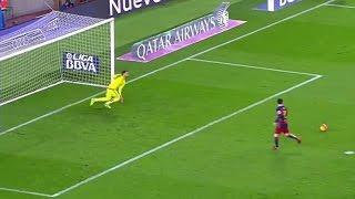 Lionel Messi Best Penalty Ever (FC Barcelona vs Celta Vigo 6-1)